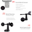PanTech-Wifi-Weather-Station-Wireless-Professional-Solar-Power-UV-PT-HP2550-PLS thumbnail 11