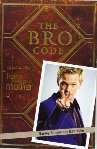 1 of 1 - The Bro Code by Stinson, Barney 1847399304 The Cheap Fast Free Post
