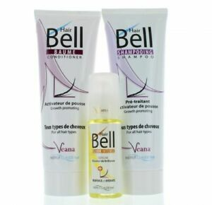 Veana-Hairbell-Shampoo-Balsamo-Booster-Siero-Come-Capelli-Jazz-Capelli-Plus