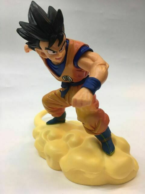 Dragon Ball Z SCultures Tenkaichi Son Gokou Bardock Battle Damage Set PVC Figure