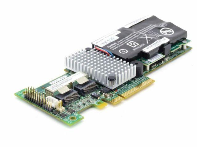 IBM 46M0918 Serve-Raid M5014 6Gb/S Pcie SAS SATA Controlador Tarjeta 43W4342