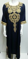 Kaftan Dress Maxi Party Moroccan Farasha Caftan Batwing Arabian summer Abaya Eid