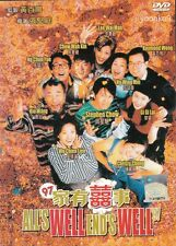 All's Well, Ends Well 1997 _English Sub DVD H.K Movie _ Stephen Chow , Roy Chiao