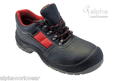 VertrauenswüRdig Safety Boots New Premium Steel Toe S3 Safety Boots Work Safety Shoes F&f Black Tropf-Trocken