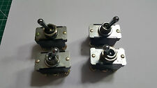 1 x 10A 250V DPDT TOGGLE SWITCH . MOD PART