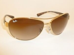 c914e49a60 Ray Ban Rb 3386 Brown Gradient Lenses Sunglasses