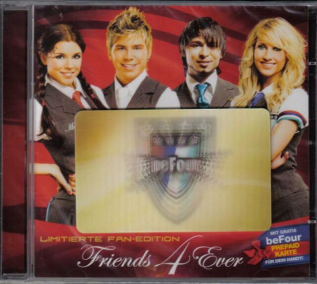 BEFOUR / FRIENDS 4 EVER - LIMITED FAN EDITION * NEW CD 2009 * NEU *