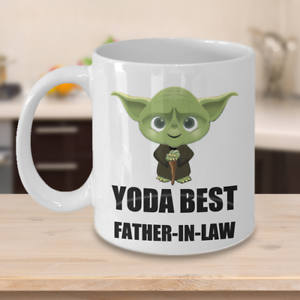Funny Gift For Yoda Best Father In Law Father Of The Bride Son In