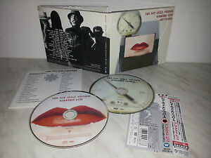 CD-DVD-RED-HOT-CHILI-PEPPERS-GREATEST-HITS-AND-VIDEOS-JAPAN-DIGIPACK-W