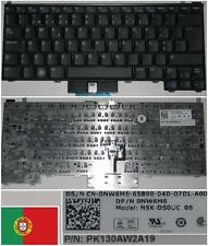 Clavier Qwerty PO Portugais Dell Latitude E4310 NSK-DS0UC 0NW6M6 PK130AW2A19