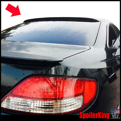 spoilerking fits toyota tercel 1995 00 2dr rear roof spoiler window wing auto parts and vehicles car truck spoilers wings magenta cl toyota tercel 1995 00 2dr rear roof
