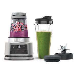 Ninja Foodi Power Nutri Blender 2-in-1 with Smart Torque & Auto-iQ - CB100UK