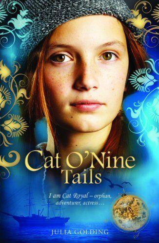 Cat O'nine Tails (Cat Royal) By Julia Golding. 9781405241854