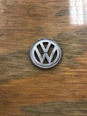 Volkswagen VW Beetle Car  Pewter Tie Pin or Lapel Badge Made in UK