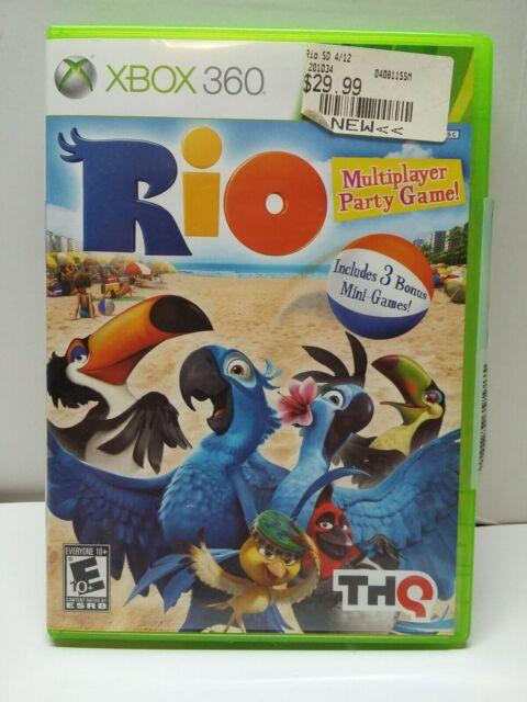 Rio XBOX 360 Action / Adventure (Video Game)
