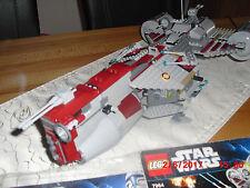 LEGO StarWars Republic Frigate (7964) nur Raumschiff mit Bauanleitungen
