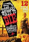 DVD NTSC 1 Ten Thousand Ways to Die The Spaghetti Western Collection 3 D