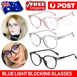Blue-Light-Blocking-Glasses-Spectacles-Anti-Eyestrain-Eyewear-Protector-NEW