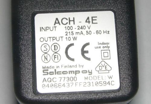 Netzgerät 850mA 10Watt 11,5V 5 Stück 5x Stecker-Netzteil 12V