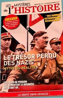 Des nazis perdu tresor Adolf Hitler