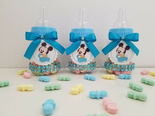MICKEY MOUSE DECORATIVE PARTY BAG PENCILS PACK OF 5