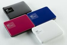 Western Digital WDBGPU0010BRD-PESN 1TB My Passport Ultra External Drive