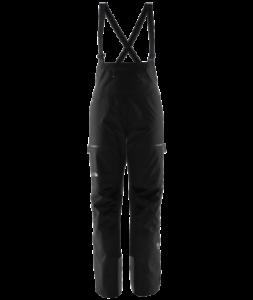 8daac3a18 Details about The North Face Women's SUMMIT SERIES L5 Gore-Tex Pro FZ Bib  Pant Trouser Black M
