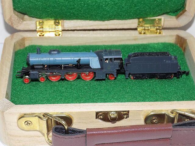 Z Scale Marklin 88180 BR 4-6-2 Express Steam Locomotive & Tender - 5 Pole Motor