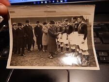 ARMY RUGBY UNION FIRST MATCH AFTER WW1 how many heroes here ? TWICKENHAM