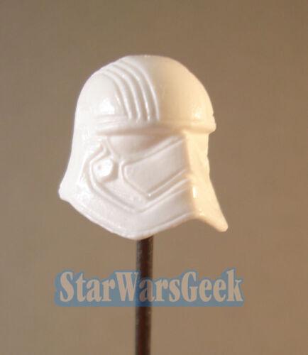 """MH031 Custom Cast Male head for use with 3.75/"""" GI Joe Star Wars Marvel figures"""