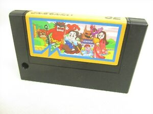 MSX-ISSUN-BOSHI-DONNA-MONDAI-Cartridge-only-Casio-Japan-Game-msx