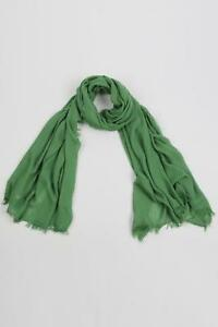 defb66832ea Image is loading Green-Lightweight-Scarf-100-Bamboo-MADE-IN-ITALY