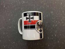 GERMAN IMPERIAL NAVAL FLAG MUG