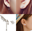 Fashion-Crystal-Clip-Ear-Cuff-Stud-Punk-Wrap-Cartilage-Earring-Women-039-s-Jewelry thumbnail 23