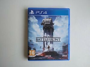 STAR WARS Battlefront en Boite sur Playstation 4 PS4 !!!!