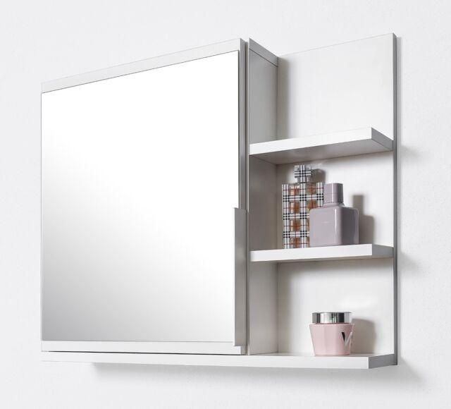 Bad Spiegelschrank, Badspiegel, Badezimmerspiegel, Hängespiegel R