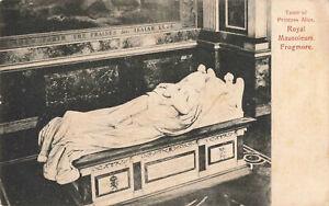 R200833 tombe de la Princesse Alice. Royal mausolée, Frogmore. Russell