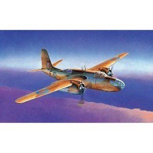 Italeri 2656. Maqueta de avioneta A-20B/Boston III. Escala 1/48