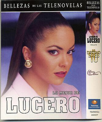2 NOVELAS Mi Destino Eres Tu/ Lazos De Amor *Mejor De Lucero* 2-DVD BOXSET New