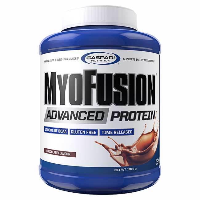 Gaspari Nutrition - MyoFusion Advanced - 1814g Eiweiss, Eiweiß, Protein, Whey