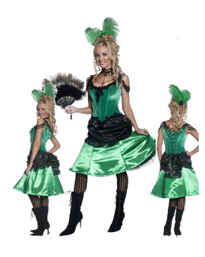 Très, la surprise vous vous vous attend Costume Carnevale   Abito Western Saloon *09916 5f6772