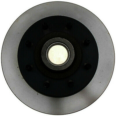 Disc Brake Rotor and Hub Assembly-Non-Coated Front ACDelco Advantage 18A874A