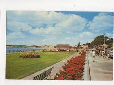 Sea Front Exmouth 1967 Postcard 274b