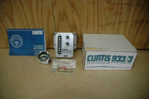 Curtis Electric Fork lift Fuel Gauge /& battery controller pn#933//3D