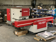 Nisshinbo Cnc Turret Punch Press Hiq 1250 30 Ton Cap With Tons Of Tooling