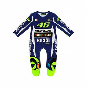 Image is loading VR46-Official-Valentino-Rossi-Replica-Baby-Pajama-VRKOA- 61455f04fb9