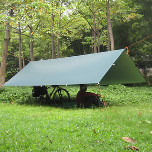 Image is loading Awning-Canopy-Shelter-Tent-C&ing-Waterproof-Rain-Outdoor- & Awning Canopy Shelter Tent Camping Waterproof Rain Outdoor Beach ...
