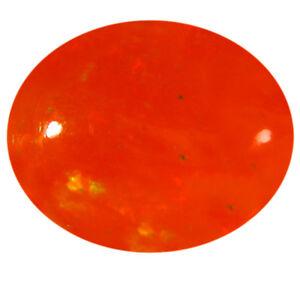 2.05 Ct Eye-Popping Ovale Cabochon Forme ( X 10 8 mm) Jaune Opale Libre D52fwmUn-09154406-471713493