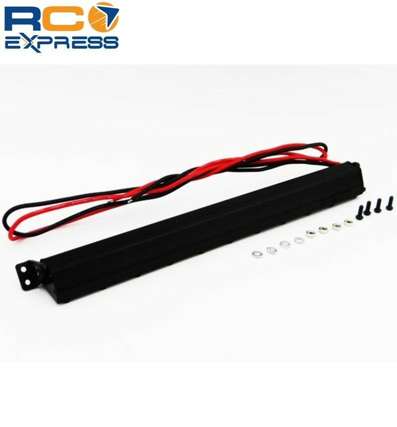Hot Racing 6 inch 66 Bright bianca LED Light Bar LED666R01