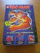 1994 Cap Toys Vac Man Arch Enemy of Stretch Armstrong with Box